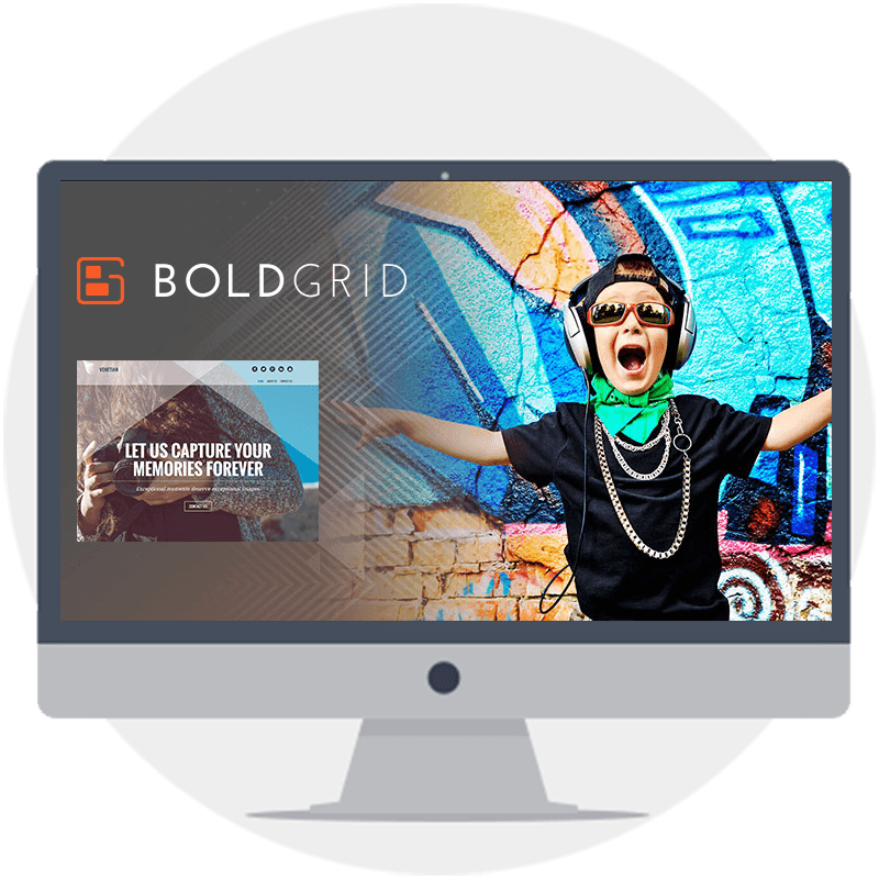 Boldgrid Websitebuilder